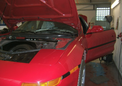 Projekt Toyota MR2 1