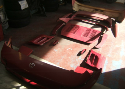 Projekt Toyota MR2 16