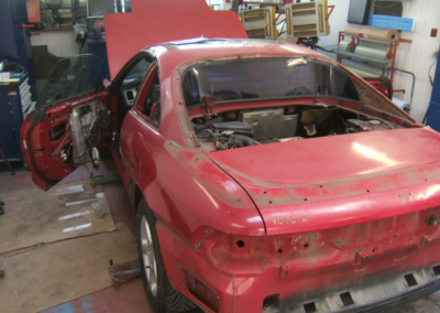 Projekt Toyota MR2 18