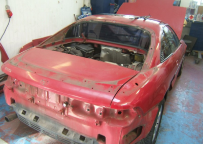 Projekt Toyota MR2 2