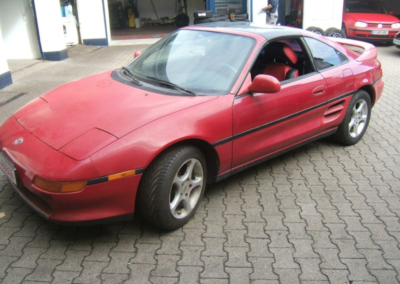Projekt Toyota MR2 20
