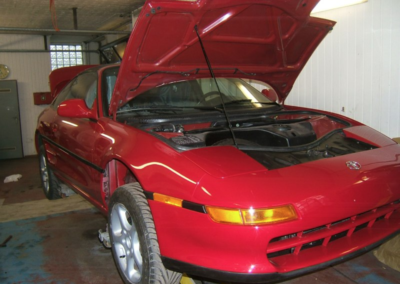 Projekt Toyota MR2 35