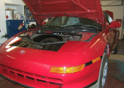 Projekt Toyota MR2 36
